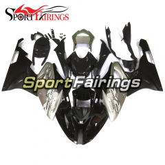 Fairing Kit Fit For BMW S1000RR 2015 2016 - Black Silver