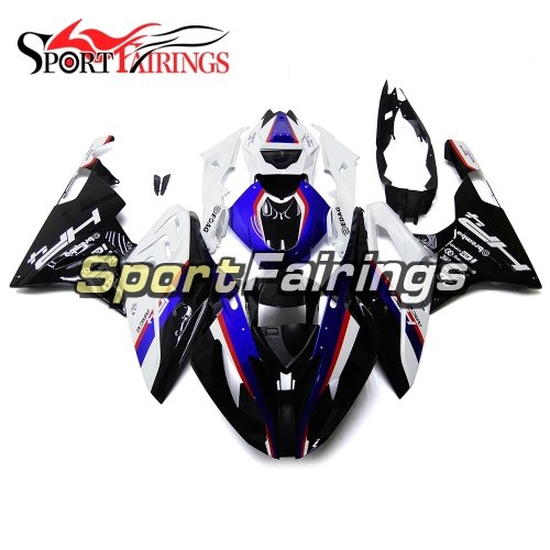 Fairing Kit Fit For BMW S1000RR 2015 2016 - Blue White Black