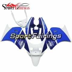 Fairing Kit Fit For Suzuki RGV250 VJ21 1988 - 1989 - Gloss Blue White