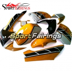 Fairing Kit Fit For Yamaha RZV500 1985 - Orange Black