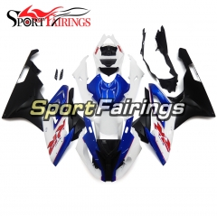 Fairing Kit Fit For BMW S1000RR 2015 2016 - Blue White