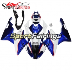 Fairing Kit Fit For BMW S1000RR 2015 2016 - White Blue