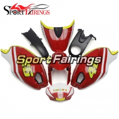 Fairing Kit Fit For Ducati  696/796/795/M1000/M1100 2009 - 2011 - Gloss Red