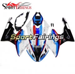 Fairing Kit Fit For BMW S1000RR 2015 2016 - Gloss Blue  Pearl White