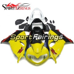Fairing Kit Fit For Suzuki TL1000 1998 - 2002 - Gloss Yellow  Black