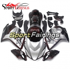 Fairing Kit Fit For Suzuki GSXR1300 Hayabusa 2008 - 2016 -Grey Drak Red