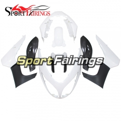 Fairing Kit Fit For Yamaha TMAX500 2008 - 2011 - White Black