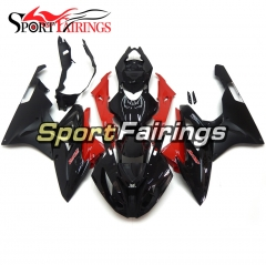Fairing Kit Fit For BMW S1000RR 2015 2016 - Gloss Black Red