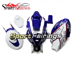 Firberglass Fairing Kit Fit For BMW S1000RR 2011 - 2014 - White Blue