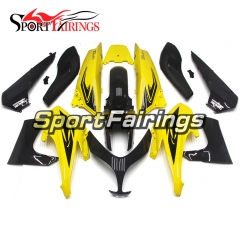Fairing Kit Fit For Yamaha TMAX500 2008 - 2011 - Yellow Black