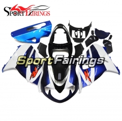 Fairing Kit Fit For Suzuki TL1000 1998 - 2002 - Gloss Black Dark White