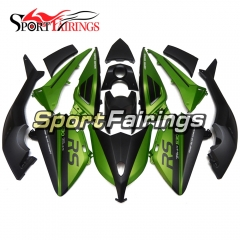Fairing Kit Fit For Yamaha TMAX530 2012 - 2014 - Green Black