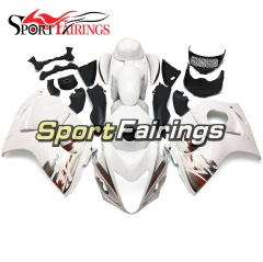 Fairing Kit Fit For Suzuki GSXR1300 Hayabusa 2008 - 2016 - White Pearl
