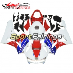 Fairing Kit Fit For Honda CBR600RR F5 2013 - 2016 - Red White Blue