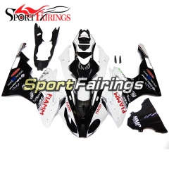 Fairing Kit Fit For BMW S1000RR 2015 2016 - FIAMM White Black