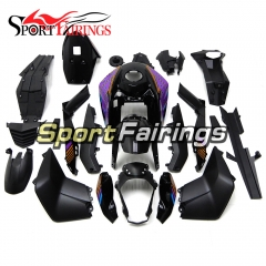Fairing Kit Fit For KTM DUKE 125 200 390 2011 - 2016 - Black Purple