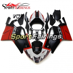 Fairing Kit Fit For Aprilia RSV1000 Mile 2003 - 2006 - Red Black White