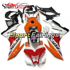 Fairing Kit Fit For Aprilia RS125 RS4 125 2012 - 2014 - Repsol