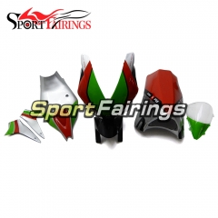 Firberglass Fairing Kit Fit For Aprilia RSV4 1000 2010 - 2015 - Red Green Silver Black