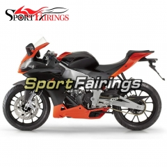Fairing Kit Fit For Aprilia RS125 RS4 125 2012 - 2014 - Black Red