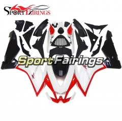 Fairing Kit Fit For Aprilia RSV4 1000 2010 - 2015 - Pearl White Black Matte