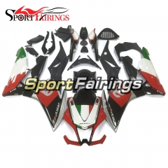 Fairing Kit Fit For Aprilia RSV4 1000 2010 - 2015 - Red Black