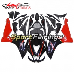 Fairing Kit Fit For Aprilia RSV4 1000 2010 - 2015 - Black Red