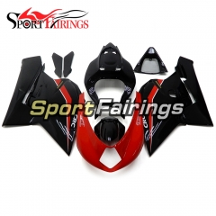 Fairing Kit Fit For MV Agusta F4 750 1000 2000 - 2009 - Red Black