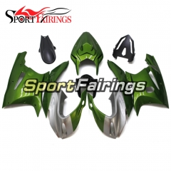 Fairing Kit Fit For Benelli Tre 1130 tornado 2008 - 2011 - Silver Green