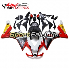 Fairing Kit Fit For Aprilia RSV4 1000 2010 - 2015 - White Red Black