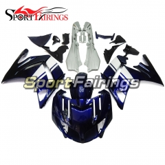 Fairing Kit Fit For Yamaha FJR1300 2007 - 2011 - Blue Silver