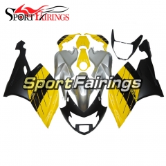 Fairing Kit Fit For BMW K1200S 2005 - 2008 - Silver Yellow Black