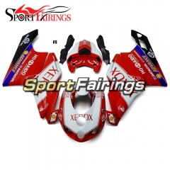 Fairing Kit Fit For Ducati 999/749 2005 - 2006 - Red White
