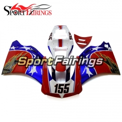 Fairing Kit Fit For Ducati 996/748/916/998 Monoposto 1996 - 2002 - Gloss Red Blue White