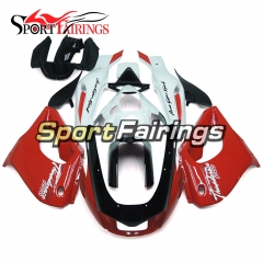 Fairing Kit Fit For Yamaha YZF1000R Thunderace 1997 - 2007 - White Red