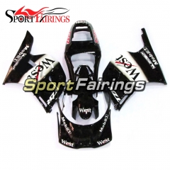 Fairing Kit Fit For Yamaha TZR3XV 1992 - 1997 - West White Black