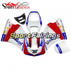 Fairing Kit Fit For Ducati 996/748/916/998 Biposto 1996 - 2002 - White Red Black