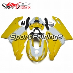 Fairing Kit Fit For Ducati 999/749 2003 - 2004 - Yellow White