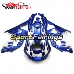 Fairing Kit Fit For Yamaha YZF600R Thundercat 1997 - 2007 - Blue White