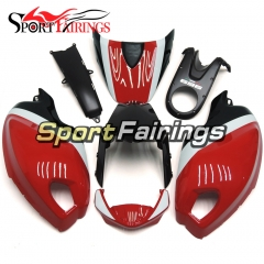 Fairing Kit Fit For Ducati  696/796/795/M1000/M1100 2009 - 2011 - Gloss Red Black