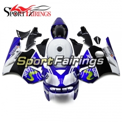 Fairing Kit Fit For Kawasaki ZX12R 2002 - 2006 -White Blue Movistar