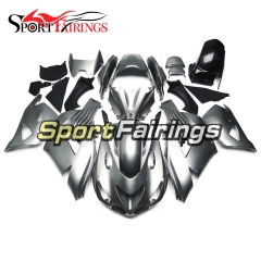 Fairing Kit Fit For Kawasaki ZX-14R /ZZ-R1400 2006 - 2011  -Sliver
