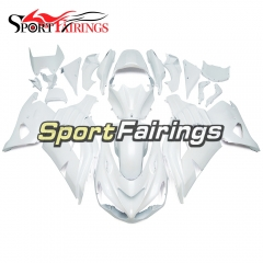 Fairing Kit Fit For Kawasaki ZX-14R /ZZ-R1400 2012 - 2015  -White Pearl