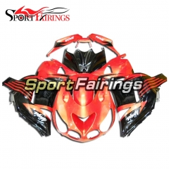 Fairing Kit Fit For Kawasaki ZX-14R /ZZ-R1400 2006 - 2011  -Red Black