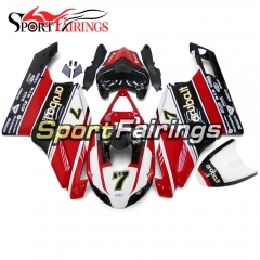 Fairing Kit Fit For Ducati 999/749 2005 - 2006 - Red Black