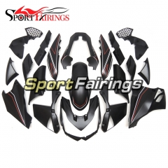 Fairing Kit Fit For Kawasaki Z1000 2010 - 2015 -Flat Black