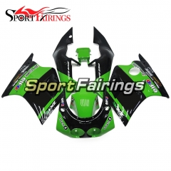 Fairing Kit Fit For Kawasaki ZXR250 1989 1990 -Energy Green Black