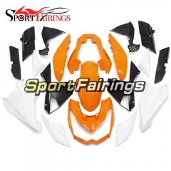 Fairing Kit Fit For Kawasaki Z1000 2010 - 2015 -Orange White Black