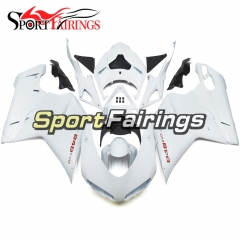 Fairing Kit Fit For Ducati 1098/1198/848 2007 - 2012 - White