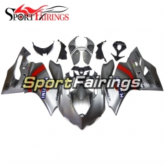 Fairing Kit Fit For Ducati 899/1199 2012 - 2013 - Silver Grey